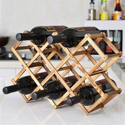 Free-Standing-Wooden-Wine-Rack