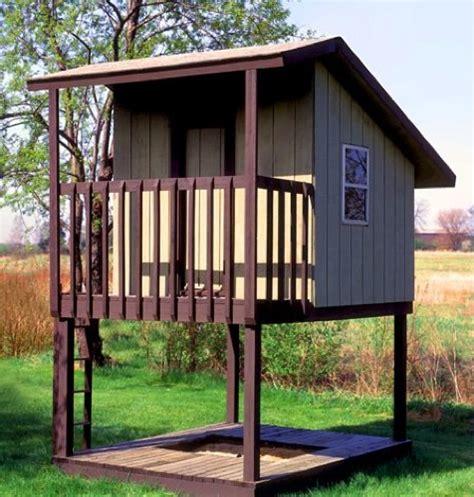 Free-Treeless-Treehouse-Plans