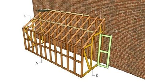 Free-Two-Sided-Corner-Lean-To-Greenhouse-Plans