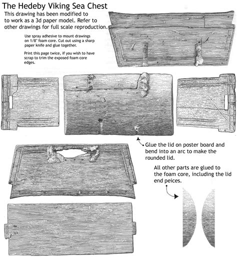 Free-Viking-Chest-Plans
