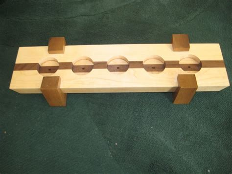 Free-Wood-Candle-Holder-Plans