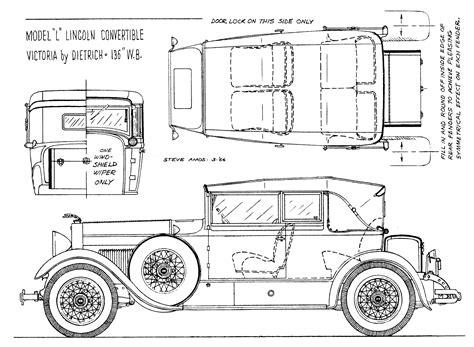 Free-Wood-Scale-Model-Car-Plans