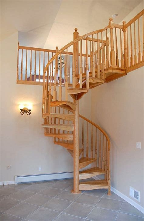 Free-Wood-Spiral-Staircase-Plans