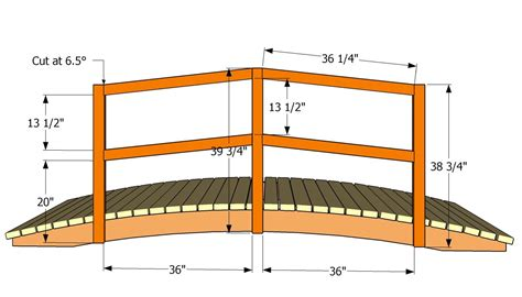 Free-Wooden-Bridge-Plans