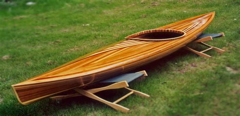 Free-Wooden-Kayak-Building-Plans