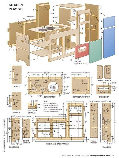 Free-Wooden-Kitchen-Playset-Plans