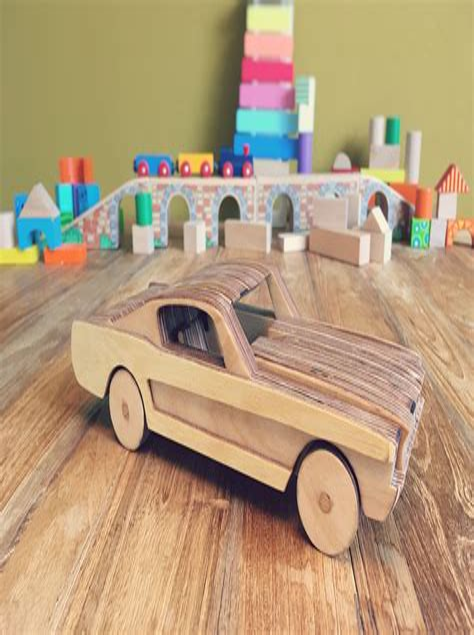 Free-Wooden-Model-Truck-Plans