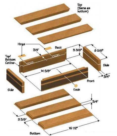 Free-Wooden-Tea-Box-Plans