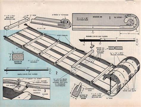Free-Wooden-Toboggan-Plans