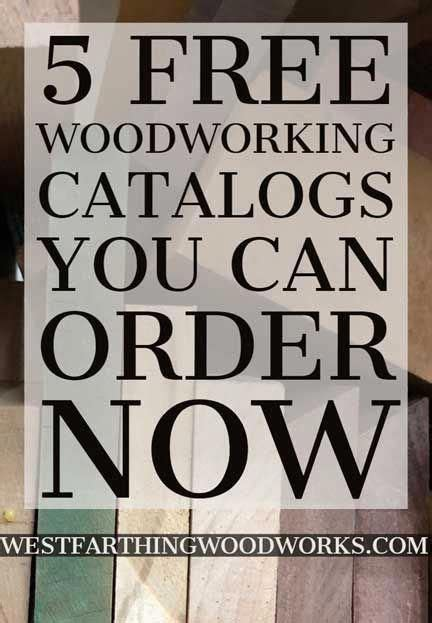 Free-Woodworking-Catalogs