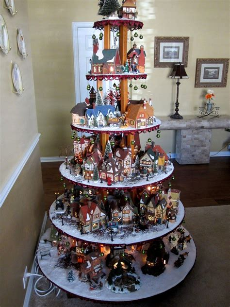 Free-Woodworking-Plans-For-Christmas-Display-Stand