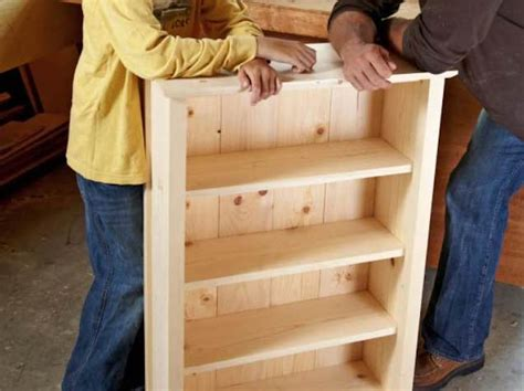 Free-Woodworking-Plans-Simple-Bookcase