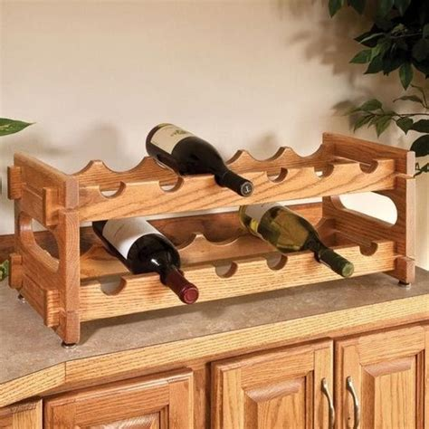 Free-Woodworking-Plans-To-Make-A-Wine-Rack