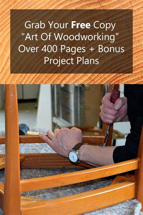 Free-Woodworking-Project-Books