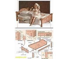 Best Free barbie doll furniture plans