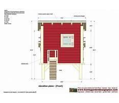Best Free chook house plans