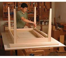 Best Free extension dining table plans