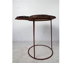 Best Free form end tables