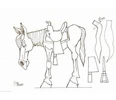 Best Free horse carving patterns