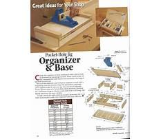 Best Free kreg jig woodworking plans