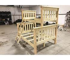 Best Free loft bed plans twin size