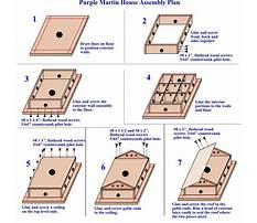 Best Free martin birdhouse plans.aspx