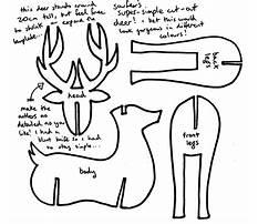 Best Free outdoor wooden reindeer patterns