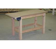 Best Free plans for building a woodworking bench