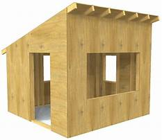 Best Free playhouse plans outdoor