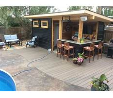 Best Free pool house design plans