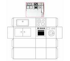 Best Free printable dollhouse furniture patterns
