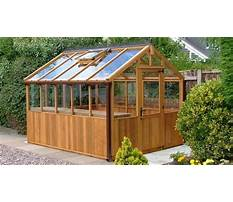Best Free shed building plans