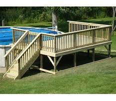 Best Free standing pool deck.aspx