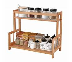 Best Free standing shelves for kitchen