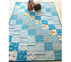 Best Free toddler bed quilt pattern