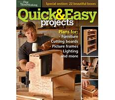 Best Free wood magazine projects