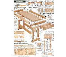 Best Free wood workbench plans.aspx