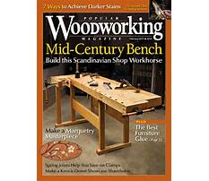 Best Free woodworking magazine subscriptions