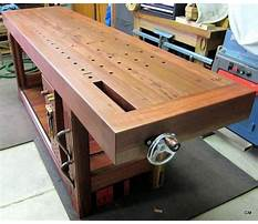 Best Free woodworking plans for benches