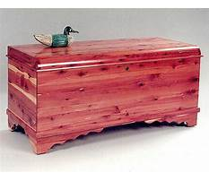 Best Free woodworking plans for cedar chest