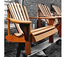 Best Free woodworking plans for outdoor furniture