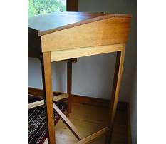 Best Free woodworking plans writing desk