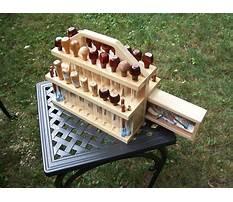 Best Free woodworking tool rack plans