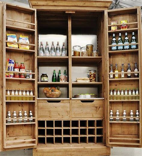 Freestanding Pantry Building Plans