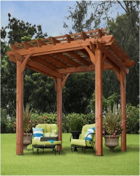 Freestanding-Arbor-Plans