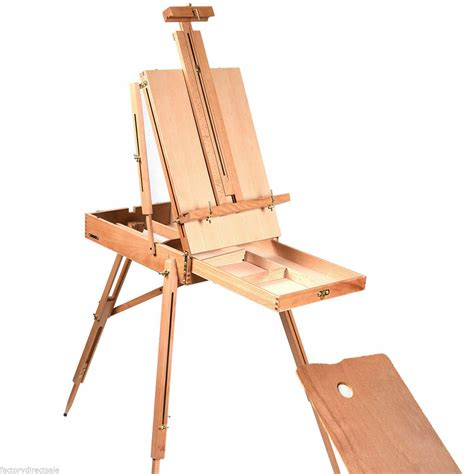 French Artist Easel Plans