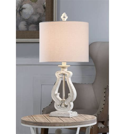 French Farmhouse Table Lamps