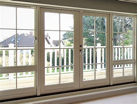 French Patio Door Frame Plans