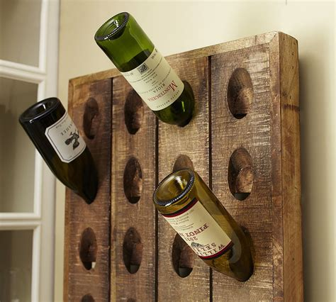 French Wine Bottle Riddling Rack Diy Christmas