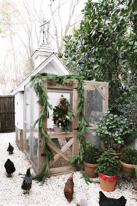 French-Chicken-Coop-Plans